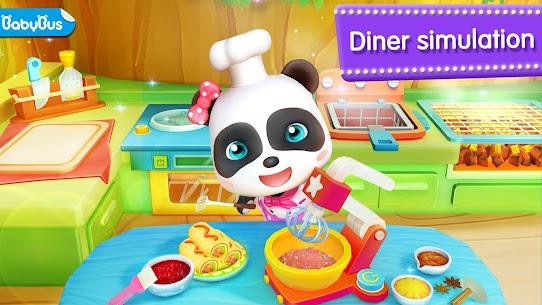 Little Panda's Restaurant MOD (All Recipes Are Unlocked) 1