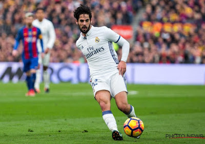 Le Real blinde Isco !