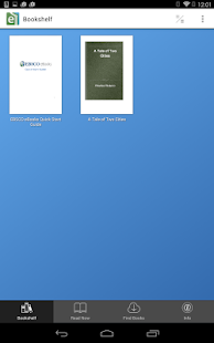 EBSCO eBooks- screenshot thumbnail