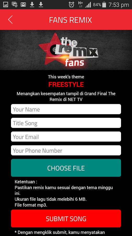 Nonton Film & TV Series Gratis- screenshot