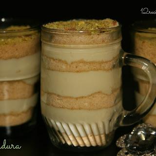 Serradura / Sawdust pudding.