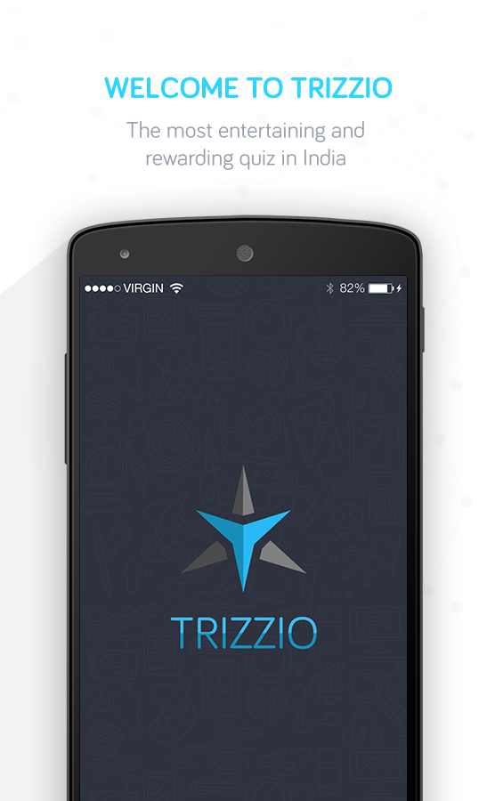 Trizzio - The Quiz with Prizes- screenshot