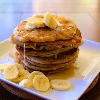 Vega Banana Pancakes