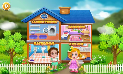 免費下載教育APP|ハウスクリーニング 家の掃除をします 子供のためのゲーム 2 app開箱文|APP開箱王