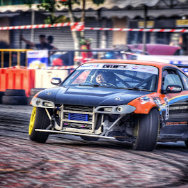 by Ben Tang - Sports & Fitness Motorsports