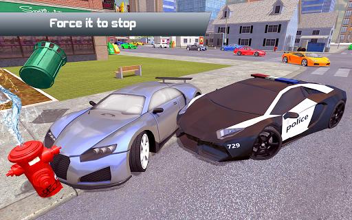 NY Police Chase Car Simulator - Extreme Racer 1.4 screenshots 3