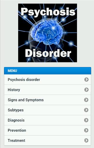 Psychosis Disorder