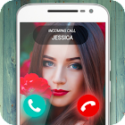 Full screen incoming caller Free icon