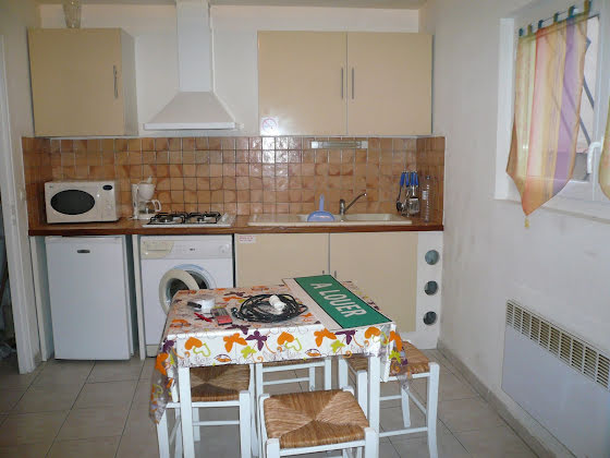 Location appartement meublé 2 pièces 27,9 m2