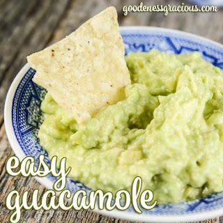 Easy Guacamole.