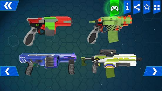 Nerd N-Strike Mega Centurion : Super Sniper