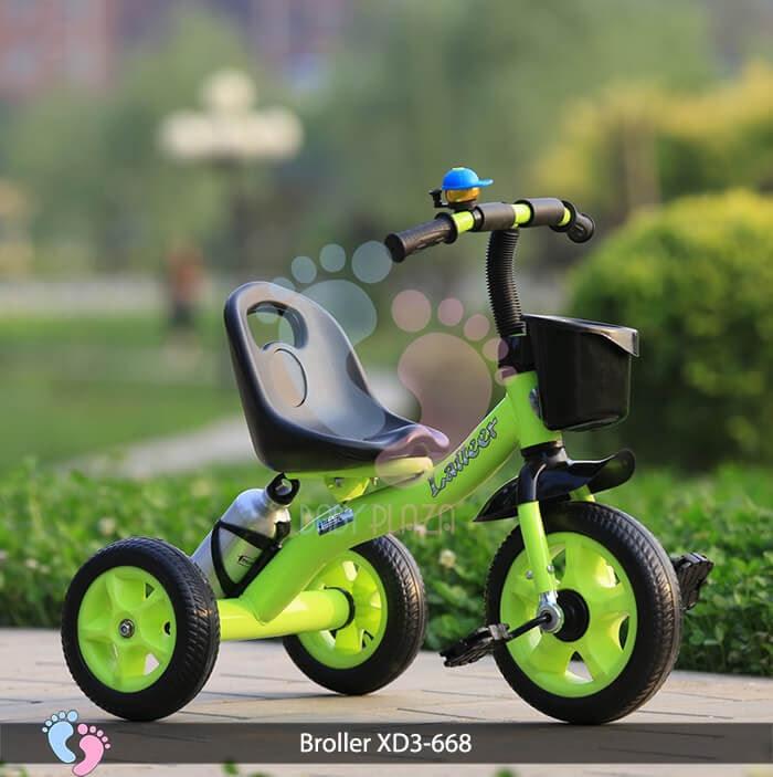Xe đạp 3 bánh Broller XD3 668 3