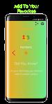 screenshot of Did You Know? (Lock Screen - Fun Facts - Offline)