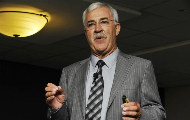 Master Drilling CEO Danie Pretorius. Picture: FINANCIAL MAIL