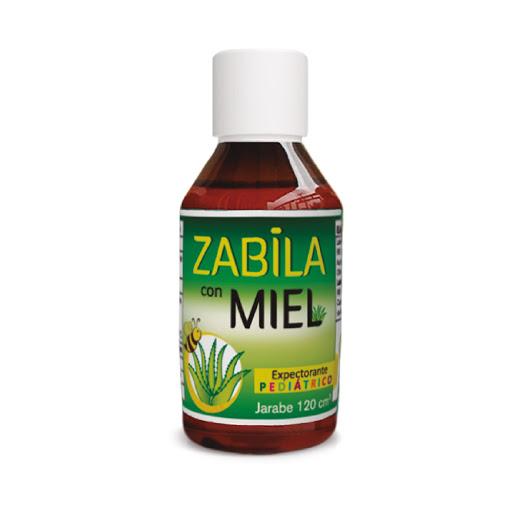 zabila c/miel 120 ml jarabe ped fc pharma ca