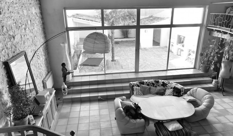 Loft avec terrasse Saint-Georges-de-Didonne