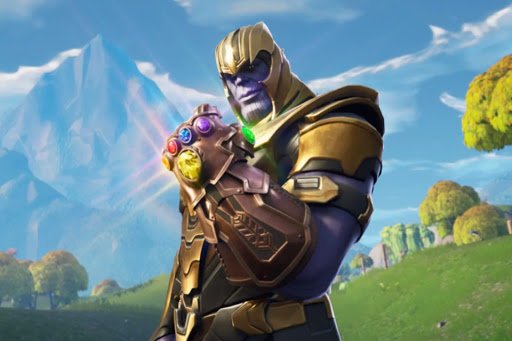 How can I get Thanos skin in Fortnite Chapter 2 Season 7?