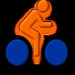 IpBike ANT+™ Bike Computer Icon