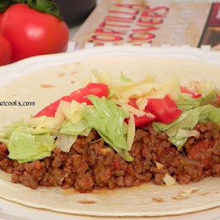 Saucy Southwest Burritos