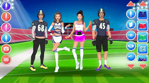 College Sport Team Makeover screenshots 6