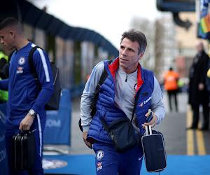 Officiel : Gianfranco Zola quitte Chelsea