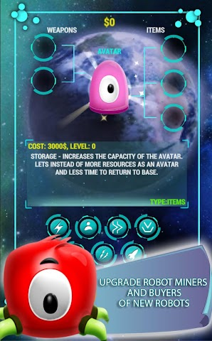 android Craft Digger Moon Screenshot 15