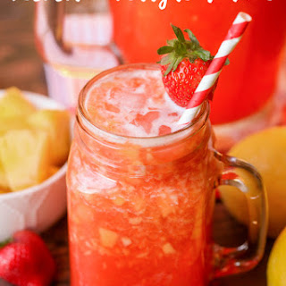 Best Strawberry Lemonade