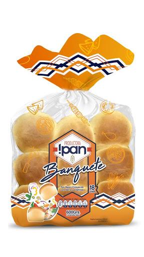 pan de banquete ipan 600gr