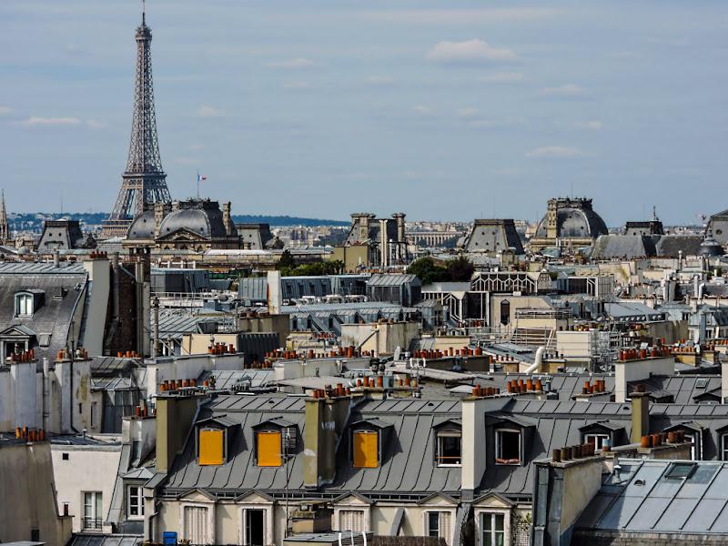 Skyline a Parigi di ayrton73