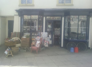 Photo: Bunny now moving her pine shop up Bridge St., the shop reincarnated as various things since. Not the largest shop in Horncastle, but with West St boasting a coffee shop & bookshop, that side of town next to Horncastle Antiques remaining vibrant.