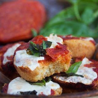 Mini Deep Dish Paleo Pizzas Recipe