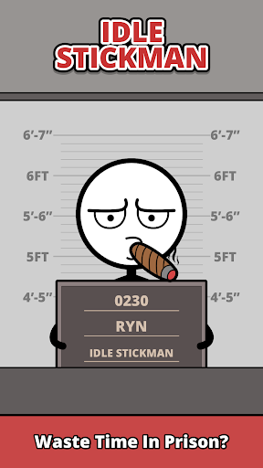 Idle Stickman - screenshot