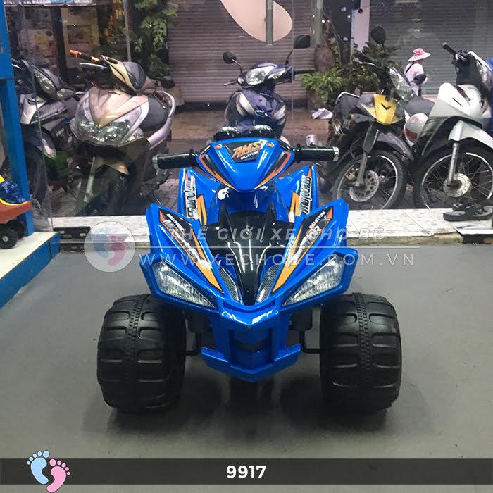 Xe moto điện trẻ em 9917 3