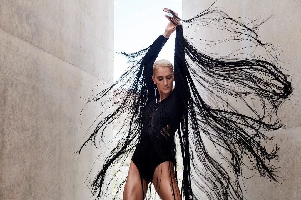 [迷迷音樂] 闊別17年天后回歸! 席琳狄翁 Celine Dion 最新專輯《勇氣》空降告示牌專輯榜冠軍