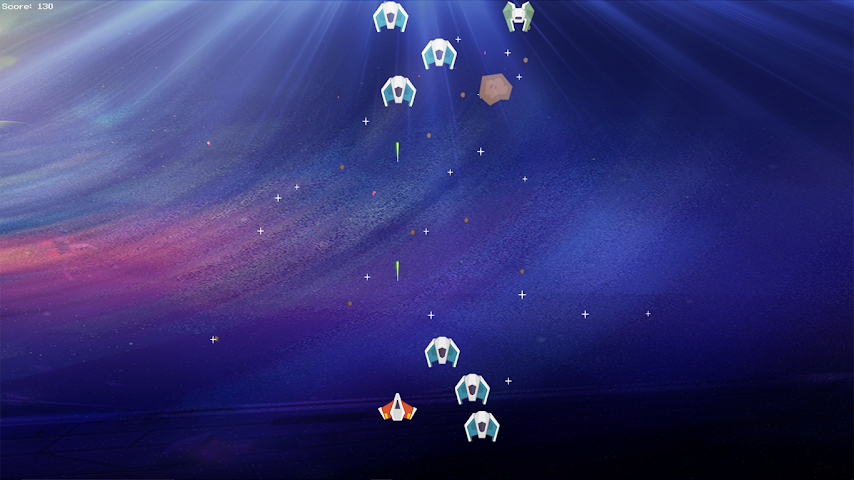 android Spaceship Simulator 2D Screenshot 2