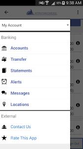 Gulf Shore FCU Mobile Banking screenshot 3