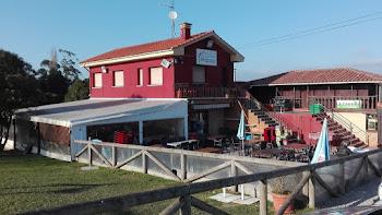 La Cabaña (bar, parrilla, merendero).