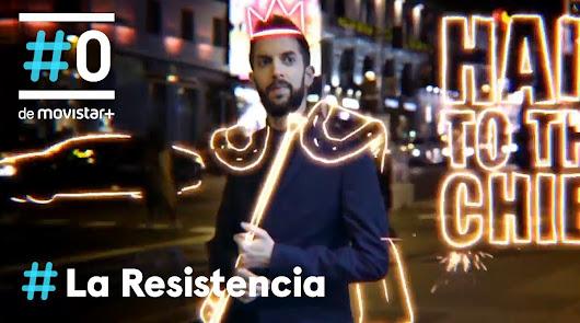 Broncano y Grison hacen (otra vez) a Almería protagonista de La Resistencia