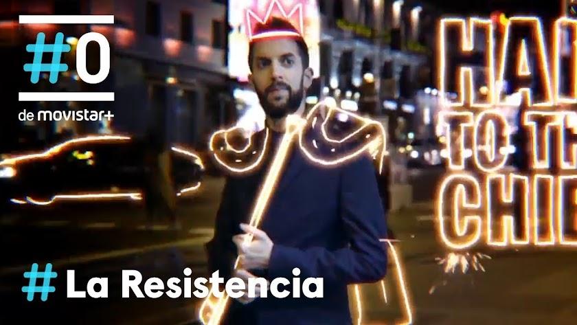 David Broncano vuelve a situar a Almería en La Resistencia.