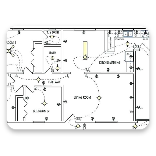 House Wiring Electrical Diagram on