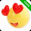 Emojis Stickers For WhatsApp: WAStickerapps Free icon