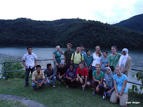 Photo: In Pokhara - day 2 of class.