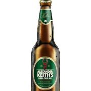 Alexander Keith's IPA, 12oz Bottled Beer (5% ABV)