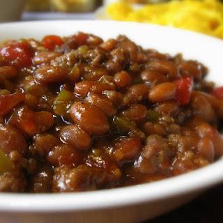 Venison Baked Beans Recipe