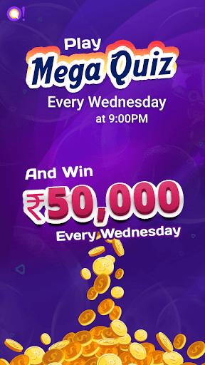Qureka: Live Quiz Show & Brain Games | Win Cash  screenshots 3