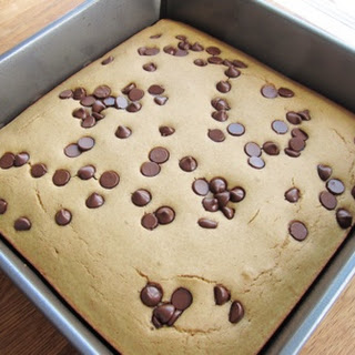 Chocolate Chip Butter Cake.