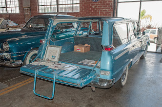 Photo: '64 Studebaker Wagon sliding roof