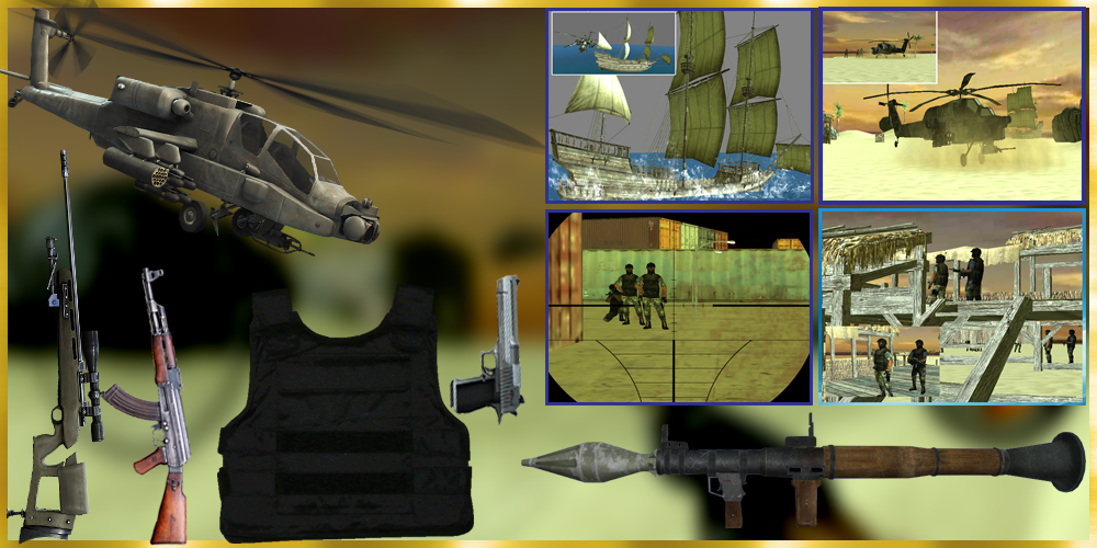 Commando Mission Arms: WW2- screenshot
