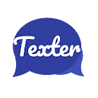 Texter - Earn Paytm Cash & Send Free SMS in India icon