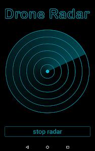 Drone Radar Simulation screenshot 4